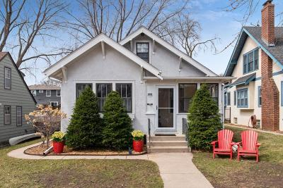 Minneapolis Single Family Home For Sale: 5024 Thomas Avenue S