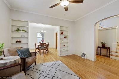 Minneapolis Single Family Home For Sale: 3920 14th Avenue S