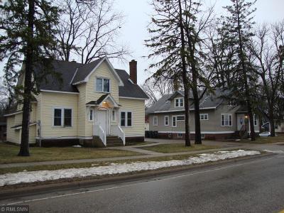 Willmar Multi Family Home For Sale: 619 Trott Avenue SW