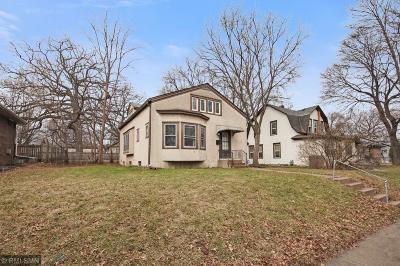 Minneapolis Single Family Home For Sale: 3519 Penn Avenue N