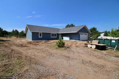 Pequot Lakes Single Family Home For Sale: Tbd Fox Lane