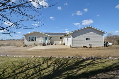 Meeker County Single Family Home For Sale: 30495 725th Avenue