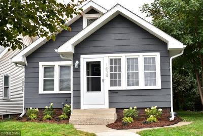 Saint Paul Single Family Home For Sale: 1434 Asbury Street
