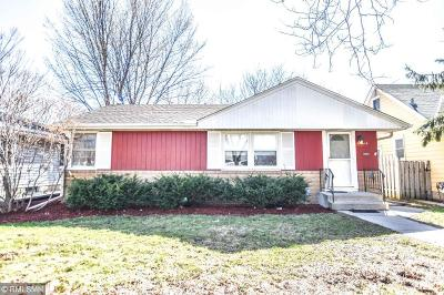 Minneapolis MN Single Family Home For Sale: $204,950