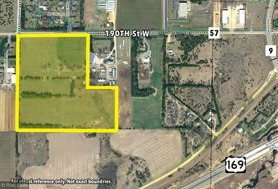 Scott County Residential Lots & Land For Sale: 6305 X W 190th