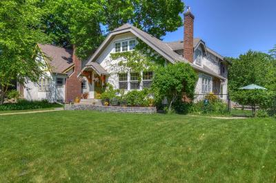 Minneapolis Single Family Home For Sale: 4521 Ewing Avenue S