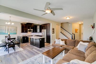 Prior Lake Condo/Townhouse For Sale: 14322 Parkside Court NW