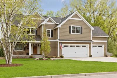 Edina Single Family Home For Sale: 6233 Crescent Drive