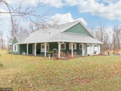 Chisago County Single Family Home For Sale: 8225 341st Street