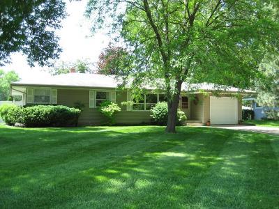 Roseville Single Family Home For Sale: 2819 Farrington Street