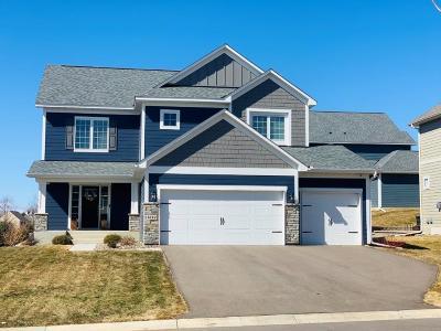 Woodbury Single Family Home For Sale: 1312 Pleasant Lake Drive
