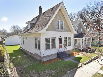 Saint Paul Single Family Home Coming Soon: 786 Howell Street N