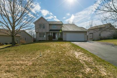 Woodbury Single Family Home For Sale: 3803 Featherstone Drive