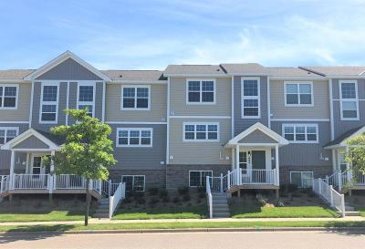 Lino Lakes Condo/Townhouse For Sale: 684 Town Center Parkway