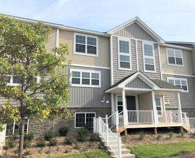 Lino Lakes Condo/Townhouse For Sale: 688 Town Center Parkway