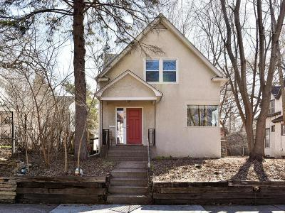 Minneapolis Multi Family Home For Sale: 119 Cecil Street SE