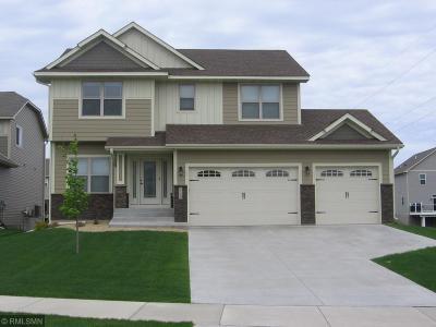 Howard Lake Single Family Home For Sale: 1185 Woodland Drive