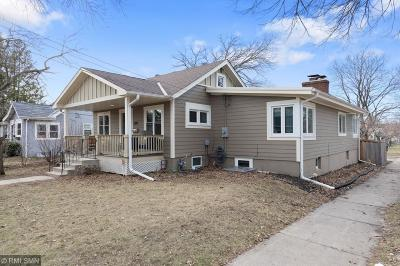 Minneapolis MN Single Family Home For Sale: $524,900