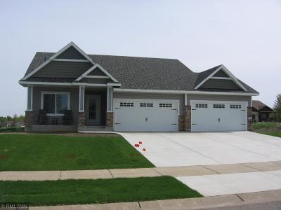 Montrose Single Family Home For Sale: 909 Burton Circle