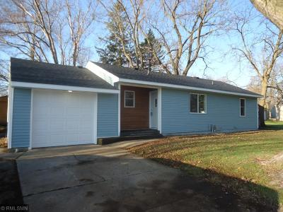 Willmar Single Family Home Contingent: 609 19th Avenue SW
