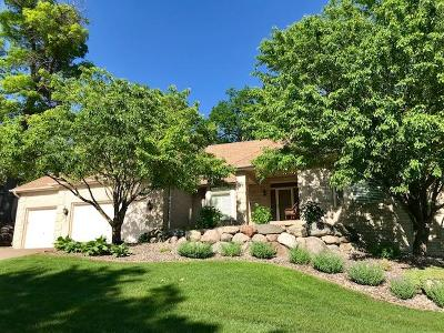 Burnsville Single Family Home For Sale: 14805 White Oak Drive