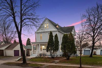 Minneapolis Multi Family Home Contingent: 819 24th Avenue NE