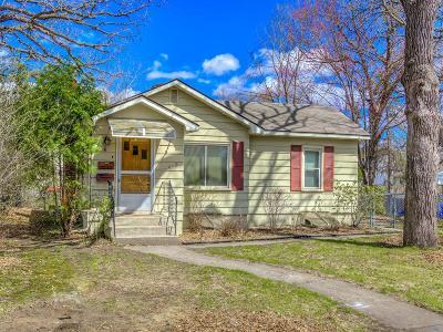Anoka Multi Family Home For Sale: 519 Washington Street