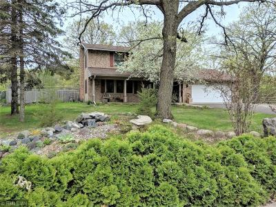 Sherburne County Single Family Home For Sale: 30828 144th Street