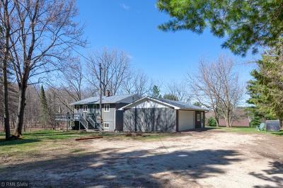 Amery Single Family Home For Sale: 1204 Marina Drive