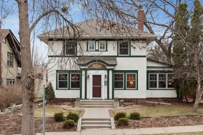 Saint Paul Single Family Home For Sale: 2097 Goodrich Avenue