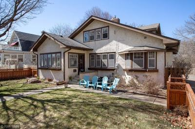 Robbinsdale Single Family Home Sold: 4320 Lake Drive Avenue N