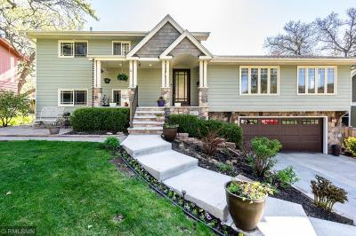 Single Family Home For Sale: 4011 Grimes Avenue S