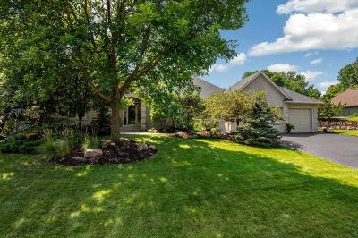Lino Lakes Single Family Home For Sale: 6037 Woodchuck Circle