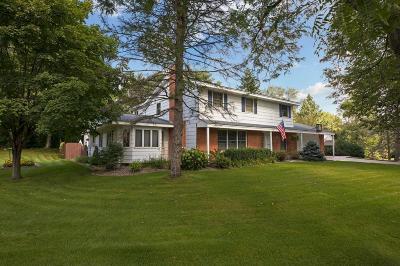 Minnetonka Single Family Home For Sale: 14860 Lloyds Drive