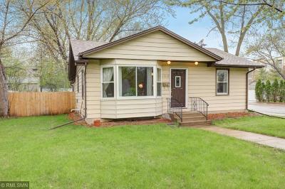 Saint Louis Park Single Family Home Contingent: 3300 Texas Avenue S