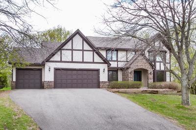 Minnetonka Single Family Home For Sale: 5720 Covington Circle