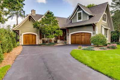 Wayzata Single Family Home For Sale: 159 Birch Lane W