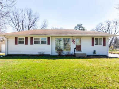 Bloomington Single Family Home For Sale: 8339 12th Avenue S