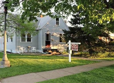 Saint Paul Single Family Home For Sale: 1606 Breda Avenue