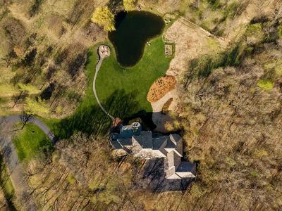 Medina Single Family Home For Sale: 1875 Meadowwoods Trail