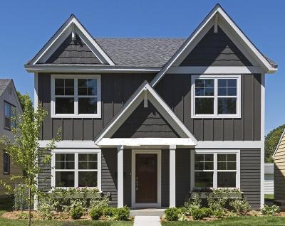 Minneapolis Single Family Home For Sale: 5344 Knox Avenue S