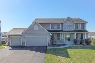 Lakeville Single Family Home For Sale: 18344 Lake Forest Drive