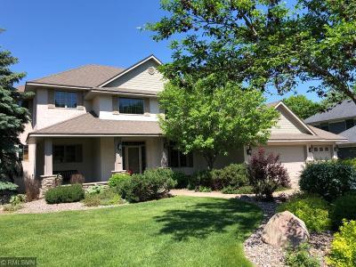Mahtomedi Single Family Home For Sale: 80 Wedgewood Drive