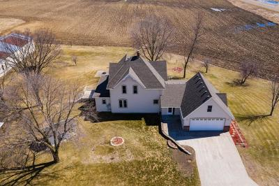 Cambridge Single Family Home For Sale: 3095 County Road 6 NW