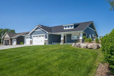 Spicer Single Family Home For Sale: 15597 69th Street NE