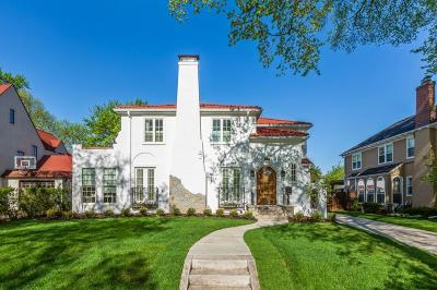 Edina Single Family Home For Sale: 4518 Drexel Avenue