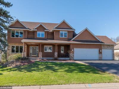 Eagan Single Family Home For Sale: 3586 Woodland Court