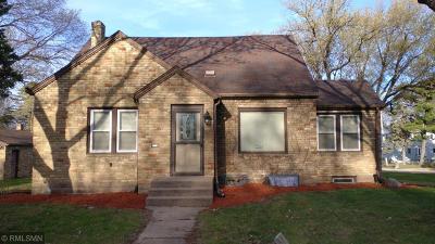 South Saint Paul Single Family Home For Sale: 1600 Stickney Avenue