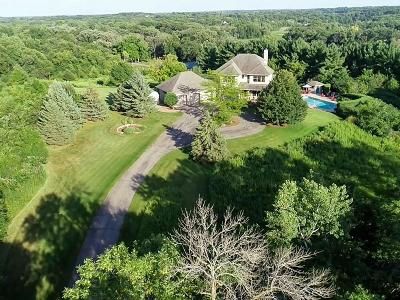 Hennepin County Single Family Home For Sale: 1192 Game Farm Road N