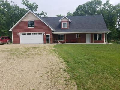 Single Family Home For Sale: 39022 Lodge Drive
